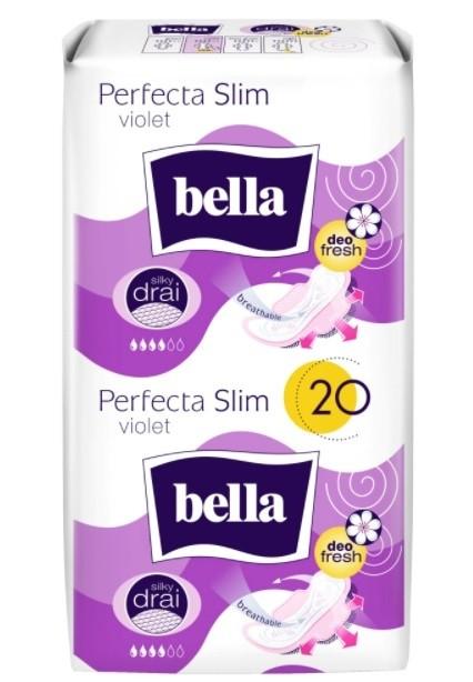 Bella Abs. Violet 20Buc [0]