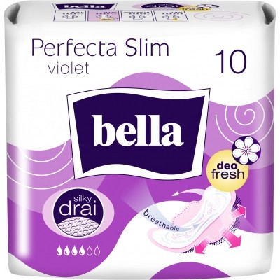 Bella Abs. Violet 10Buc [0]