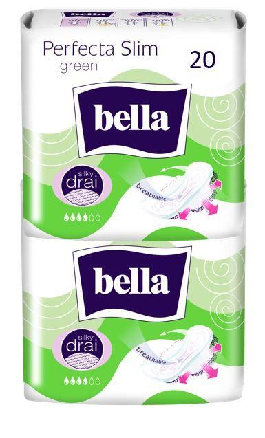 Bella Abs. Green 20Buc [0]