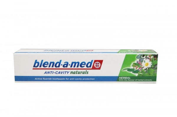 Blend-A-Med Anticavity Herbal 50ml 0