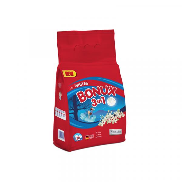 Bonux Automat 3in1 Liliac 2kg [0]
