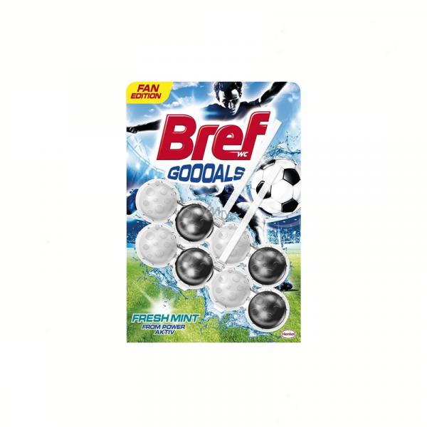 Bref Power Aktiv Fresh Mint 2x50g 0