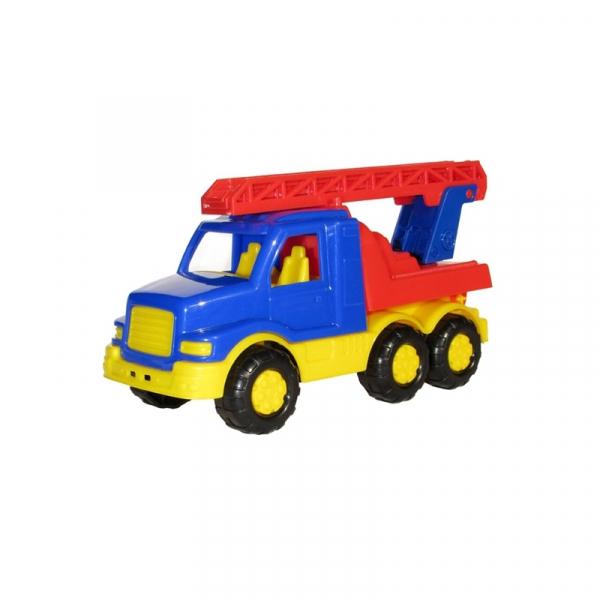 Camion pompieri - Gosha, 27x11x13 cm, Polesie 0