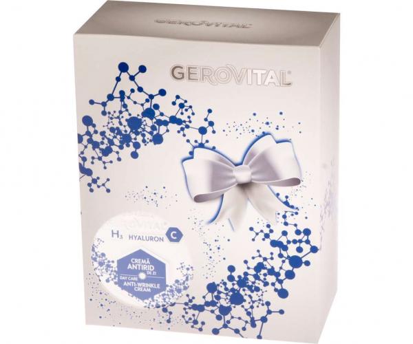 Caseta Gerovital H3 Hyluaron C 4425 0