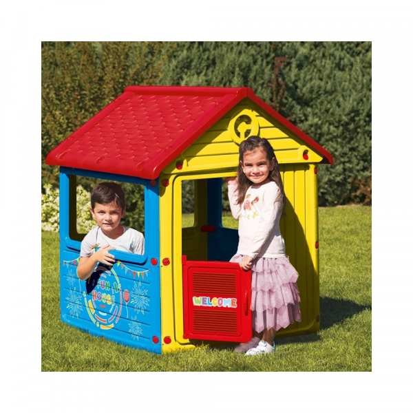 Casuta color, My first house - DOLU 0