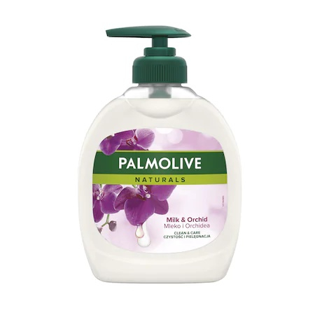 Palmolive Sapun Lichid Milk&Orchid 300ml 0