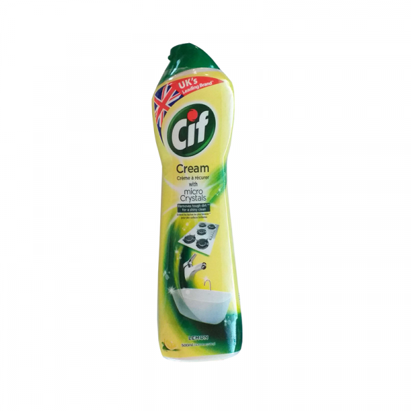 Cif Crema Lemon 500ml 0