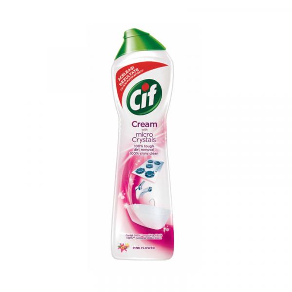 Cif Crema Pink Flower 500ml [0]