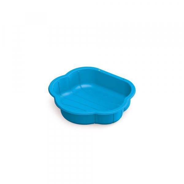 Cutie pentru nisip, bleu, 20x88x78,5 cm - Dolu 0