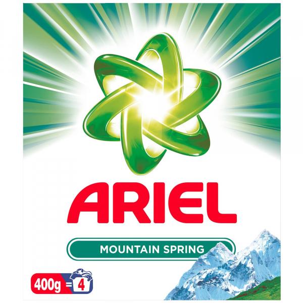 Detergent Ariel Automat Mountain Spring 400G [0]