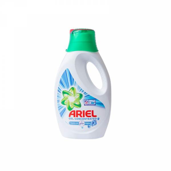 Detergent automat lichid Ariel Touch of Lenor Fresh 20 spalari 1,1l [0]