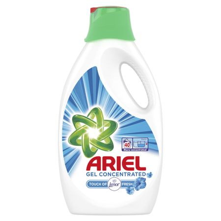 Detergent automat lichid Ariel Touch of Lenor Fresh 40 spalari 2,2l 0