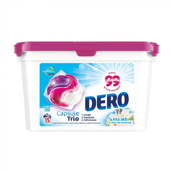 Dero Iris Trio 15Caps [0]