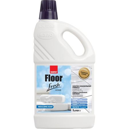 Detergent pardoseli Sano Floor Soap, 2 l 0