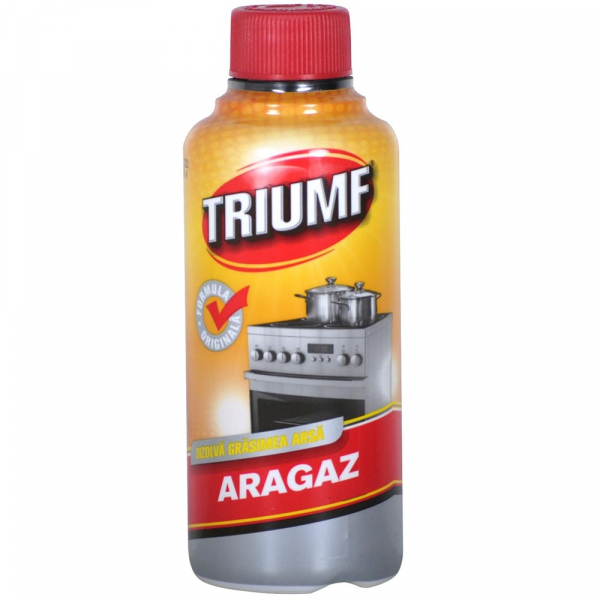 Detergent Triumf pentru curatat aragazul, 375 ml 0