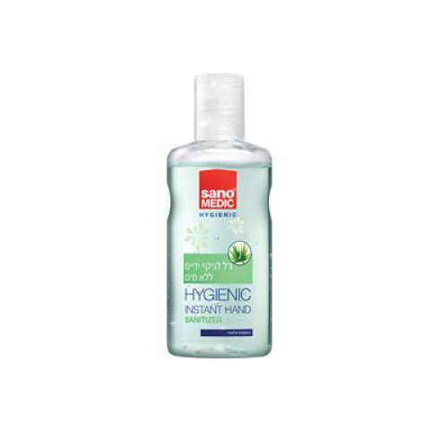 Dezinfectant Maini Sano Medic Hand Gel Cu Aloe Vera 100ml 0