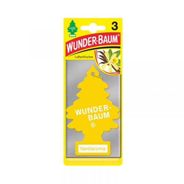 Odorizant Auto Bradut Wunder-Baum 3/Pach 0