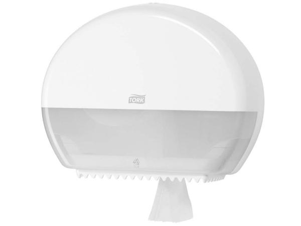Dispenser hartie igienica alb Tork 555000 0