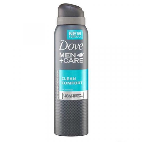 Dove Deo Men Clean Comfort 150ml 0