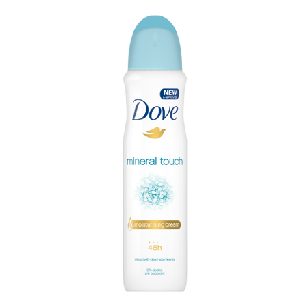 Dove Deo Mineral Touch 150ml 0