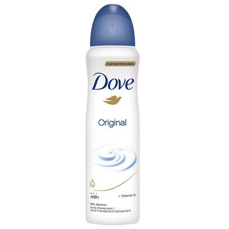 Dove Deo Spray Original 150ml 0