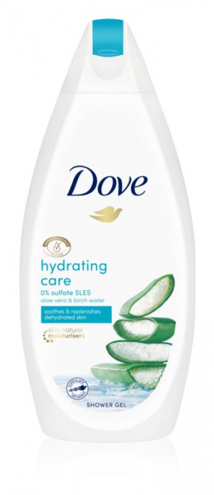 Dove Gel Dus Hydrating Care 500ml [1]