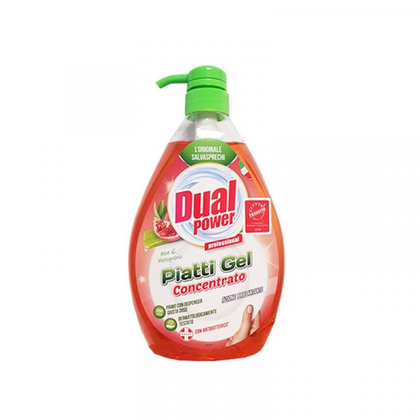 Dual Detergent Vase Aloe & Melograno 1L 0