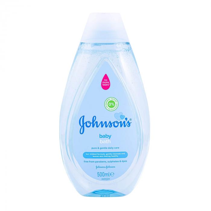 Johnsons Baby Gel Baie 500ml [0]