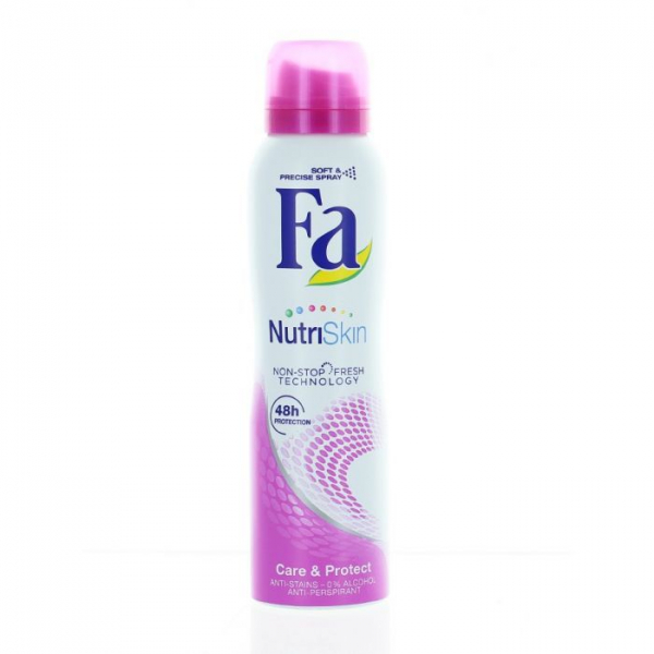 Fa Deo Nutriskin Care&Protect 150ml 0