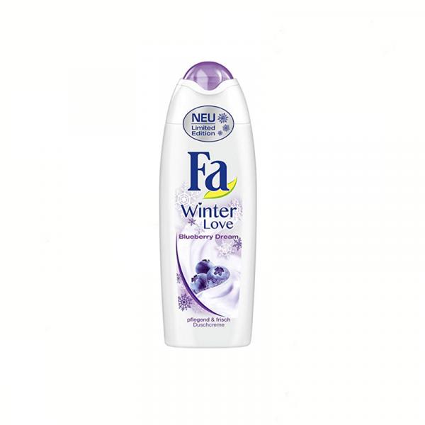 Fa Gel De Dus Winter Blueberry 250ml 0