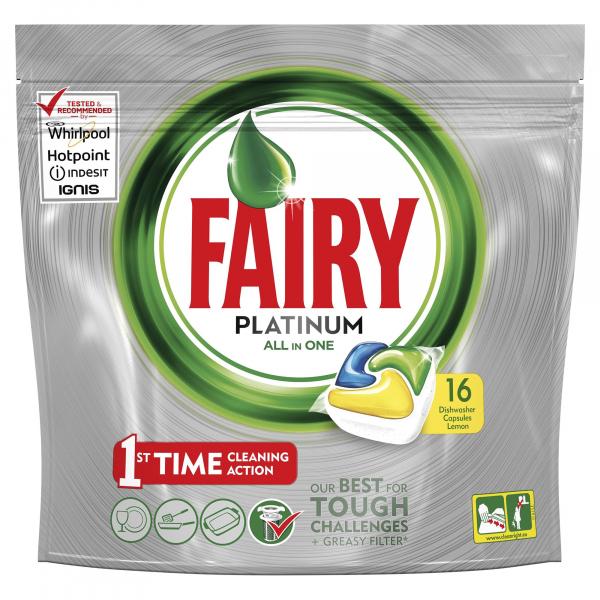 Fairy Platinum 16 Capsule 0