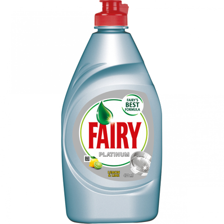 Fairy Platinum Lamaie 430ml 0