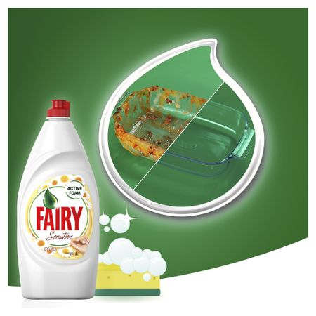 Fairy Sesitive Chamomile 800ml 1
