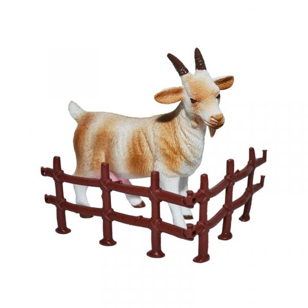 Figurina capra, de colectie 0