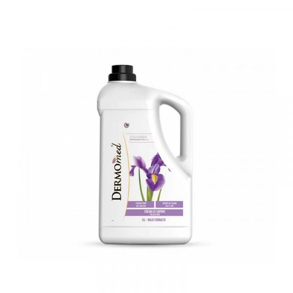 Dermomed Sapun Lichid Talc&Iris 5l 0