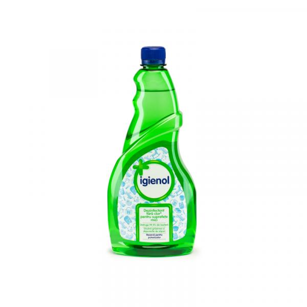 Igienol Dezinfectant Rezerva Suprafete Mici Mar 750ml [0]