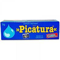 Picatura Gel Adeziv Instant, 3gr [0]