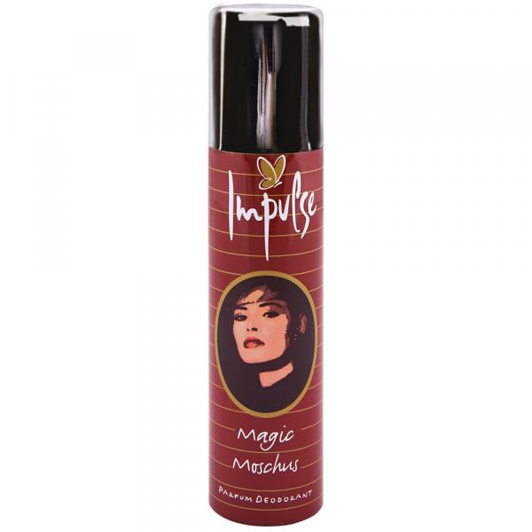 Impulse Magic Moschus Deodorant Spray, 100 ml 0