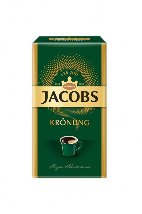 Jacobs Kronung Cafea Macinata  250g [0]