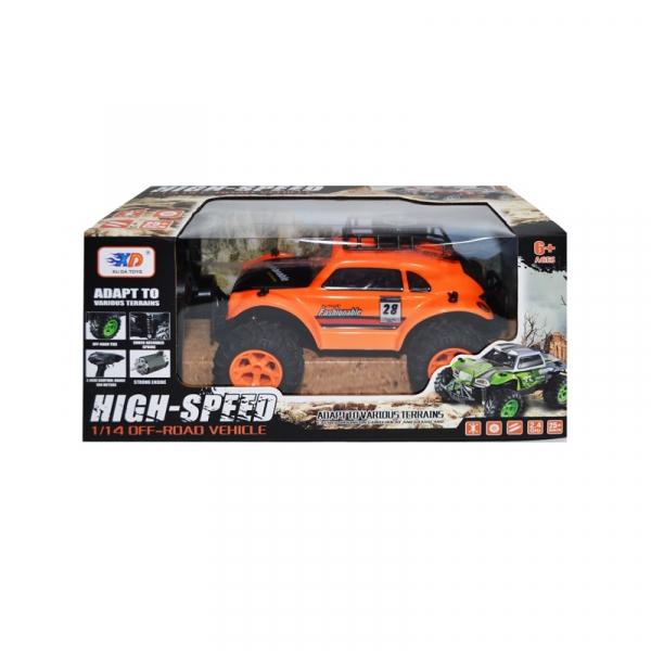 Jeep cu RC si AC 3