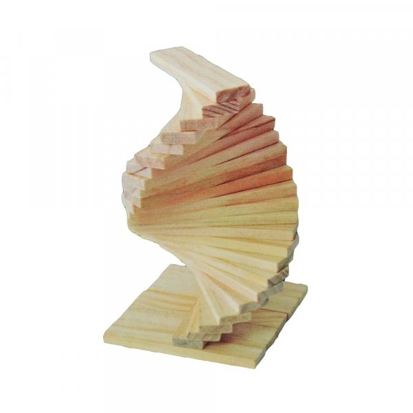 Joc constructii din lemn, 120 piese/cutie 2