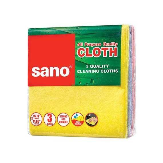 Lavete universale Sano Sushi Uscate, 3buc/set 0