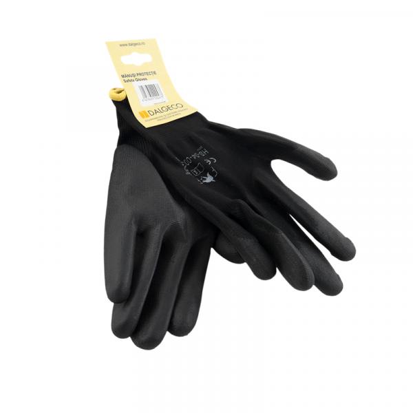 Manusi Sensor Negre 0