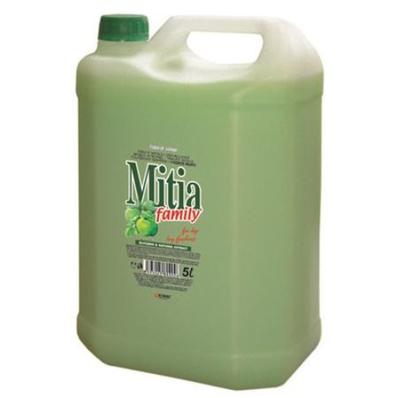 Mitia Sapun Lichid Family Green Apple 5l 0