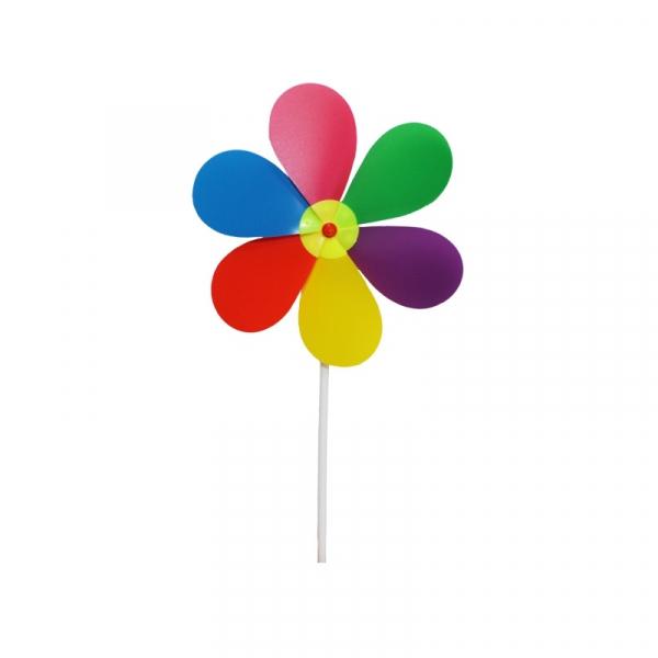 Morisca de vant, floare, diametru 20 cm 0