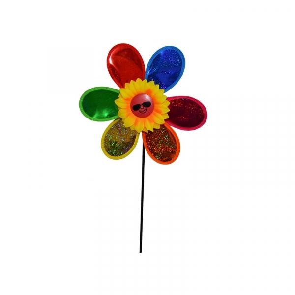 Morisca de vant, floare, diametru 30 cm 0