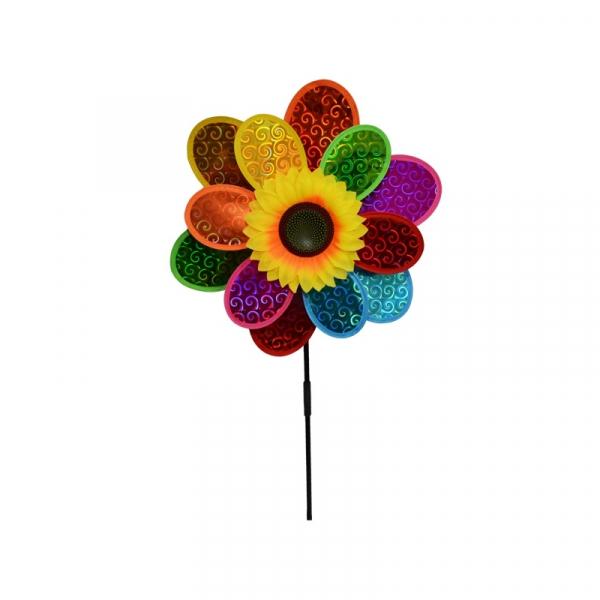 Morisca de vant, Floare dubla, diametru 38 cm 0