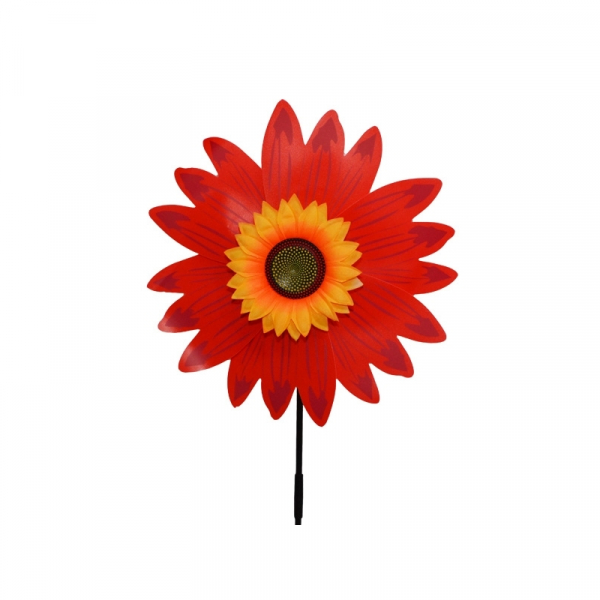 Morisca de vant, Floarea-soarelui, diametru 37 cm 0