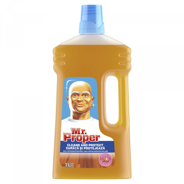 Mr Proper Wood Liquid 1l 0