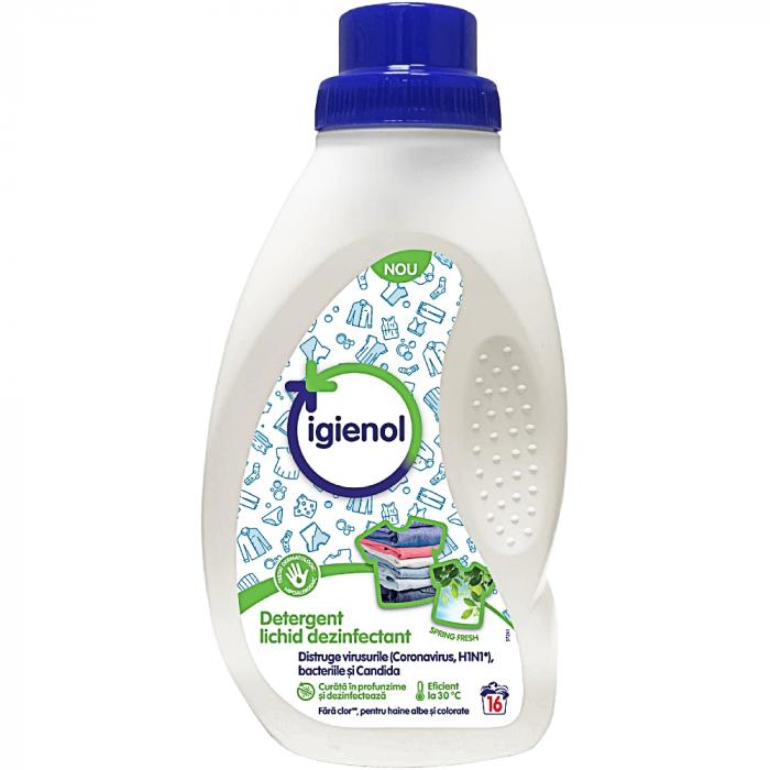 Igienol Detergent Dezinf. 960ml [0]